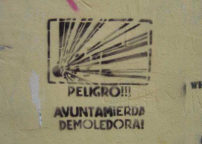 demoledora